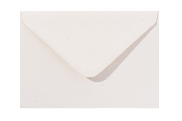 Envelop Vintage Eco Stuifmeel Puntklep 18 x 12 cm